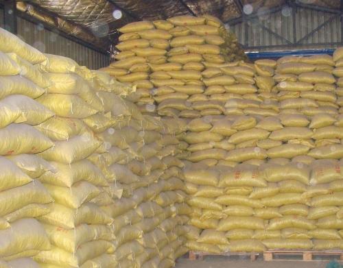 四川某某磷化工有限公司购买生物质颗粒62吨