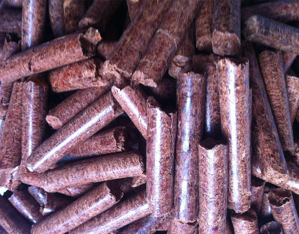 红木生物质颗粒