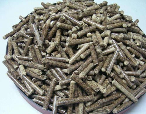 杂木生物质颗粒