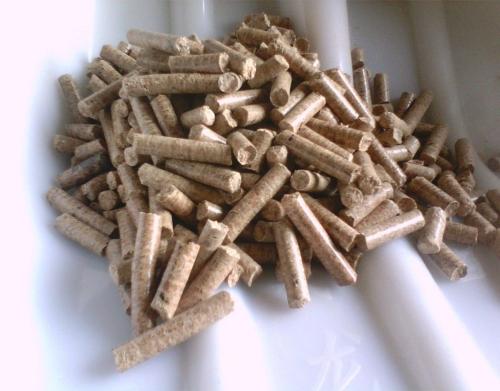 松木生物质颗粒