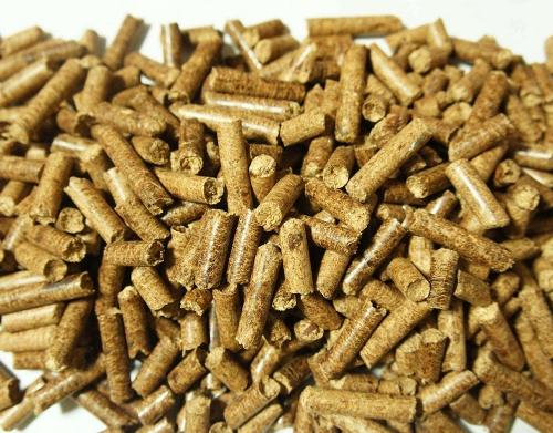 竹屑生物质颗粒